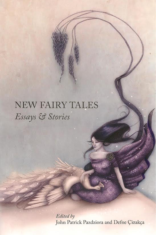 'Gnome' by Katherine Langrish published in New Fairy Tales