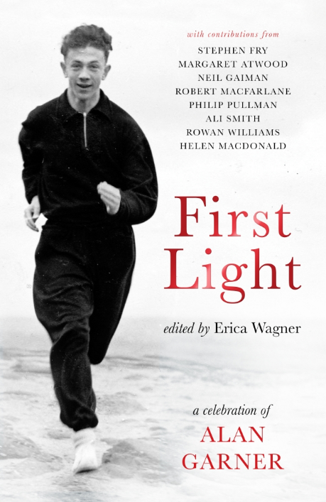 Cover for First Light, a book of essays in tribute to Alan Garner